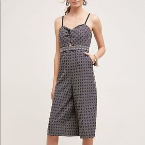 NWOT! Anthropologie Elevenese Remy Jumpsuit